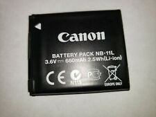 Genuine Canon NB-11L Recharable Battery