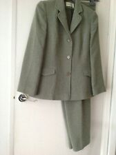 EASTEX, Brand new trouser suit, green, SIZE 10, JACKET, TROUSERS