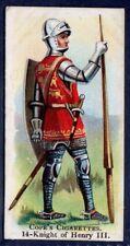Cope BRITISH WARRIORS - No.14 Knight of Henry III