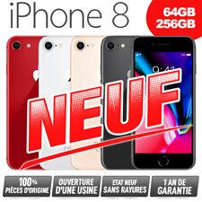 Neuf + Garantie 1 an debloque APPLE iPhone 8 64Go 256Go (desimlocke)