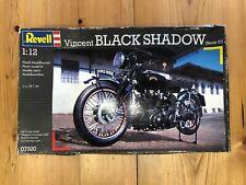 Revell (PK-703) Matchbox 1/12 Vincent Black Shadow 7952 07952-todas las Bolsas de Sellado