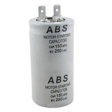 ABS Series 150MFD 150UF 250V AC Motor Starting Capacitor N3