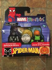 Marvel Minimates NEGATIVE ZONE SPIDER-MAN & JACK O'LANTERN TRU 25 Exclusive