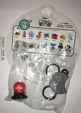 Disney Tsum Tsum Mystery Blind Bag Stack Pack Mickey Mouse Figure Series 2 Rare