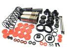 Hot Bodies D819rs - REAR SHOCKS (dampers springs assembly v2 e819 204580 Buggy