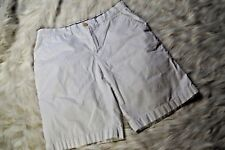 Tommy Hilfiger Men's White Shorts Size 32 Yachting 100% Cotton