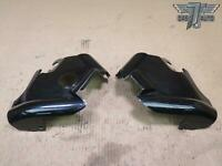98-15 YAMAHA VSTAR XVS650 FRAME LEFT & RIGHT SIDE COVER PLASTIC TRIM SET OEM