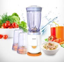 Philips Mini blender HR2860 220W, 0.4L jar with dry and wet mill