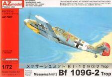 AZ Model 1/72 Messerschmitt Bf 109G-2 Tropical # 74067