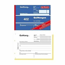 Rechnung Lieferschein Auftragsbestätigung Quittung Geschäftsbuch Multifunktion