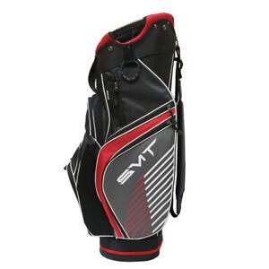 New SMT Golf Cart Bag - 14 Way Top - Lightweight Design - 9 Pockets