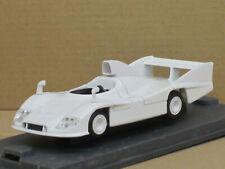Porsche 936 in weiß, o.OVP mit Vitrine, Verem 750, 1:43