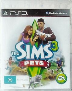 The Sims 3 Pets PS3 Brand New and Sealed