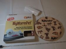 The Original My Warm Pet Heat Pad Pico Microwave Heating Pad up to 12 hours NEW