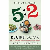 Ultimate 5 2 Diet Recipe Book by , Good Used Book (Paperback) FREE & FAST Delive