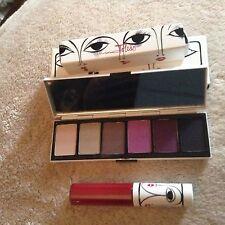 NIB MAC Violetwink Eyeshadow & Victoriana Lipglass Set  Toledo LE Sold out!!!!!
