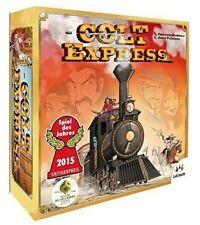 Colt Express - Jeu de société - Jeu de réflexion - 2 à 6 joueurs