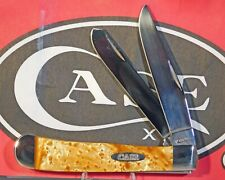 Case XX Golden Pearl Corelon Trapper Knife/Knives NEW