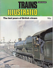Trains Illustrated Magazine Ian Allan #4 BR Western Region ex-GWR FAIR Condition