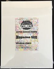 Comic Boards Magazine Size - Better Backing Boards