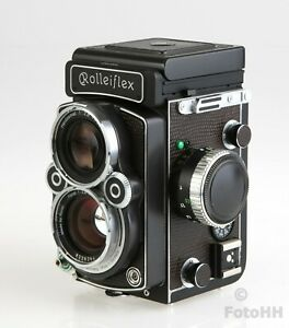 ROLLEI ROLLEIFLEX 2.8 FX IN PERFECT CONDITION // PLANAR 80mm/2.8 LENS // RARE !!