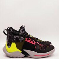 Air Jordan Men's Why Not Zer0.2 Basketball Shoes Size 10.5 Medium Black Pink