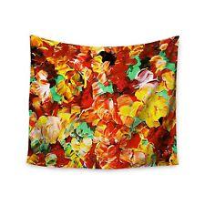 Kess InHouse Ebi Emporium 'Floral Fantasy II' 51x60-inch Flower Wall Tapestry