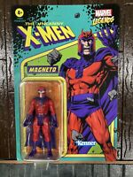 "Magneto the Uncanny X-Men Retro Marvel Legends Action Figure 3.75"" UNPUNCHED"