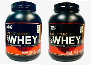 Optimum Nutrition Gold Standard 100% Whey Protein 50 Servings PICK FLAVOR *SALE*