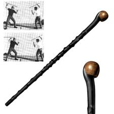 "Cold Steel Walking Stick 37"" Indestructible Cane Staff  Nnusual Collectable #214"