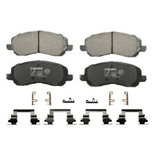 Disc Brake Pad Set-ES Front Federated D866C