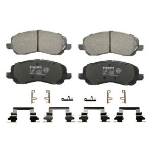 Disc Brake Pad Set-SST Front Federated D866C