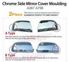 Side Mirror Chrome Cover Molding A367/A798 Fit HYUNDAI 2006 - 2012 Santa Fe CM