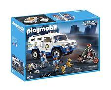 PLAYMOBIL 9371 - CITY ACTION - Furgone Portavalori