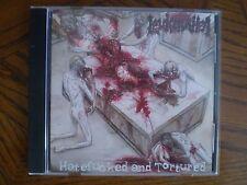 Leukorrhea - Hatefucked And Tortured(CD, 2003)PUTRILAGE LIVIDITY MENTAL FUNERAL