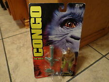 1995 KENNER--CONGO THE MOVIE--KAHEGA FIGURE (NEW)