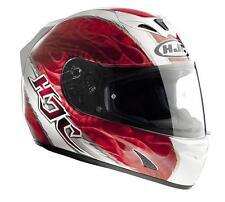 Casco, Helmet,  HJC FG-15 FOSS MC-1 ROJO TALLA: L
