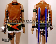 EE0025BF Final Fantasy X Rikku cosplay costume