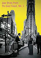 NEW SEALED!! Jazz Shots: East Coast - Vol. 1 (DVD, 2006)
