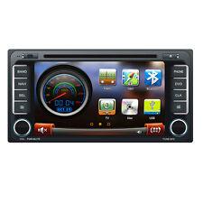 US Stereo Radio DVD Satnav GPS Navigation For Toyota RAV4 Hilux Corolla Carmy