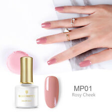 6ml BORN PRETTY UV Gel Nail Polish Soak Off Pale Mauve Series Rosy Cheek BP-MP01