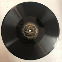 "Grinzing / Isle Of Capri 10"" 78RPM Record Ray Noble Orchestra Vocal Al Bowlly"