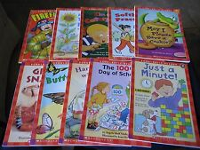 Lot of 10 Children's Books Level 1 and 2 by