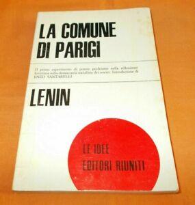 lenin la comune di parigi  editori riuniti 1971