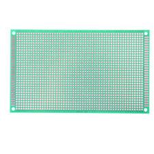 915cm Single Side Prototype Protoboard Circuit Tinned Through Hole Pcb Board