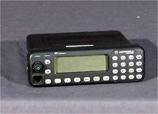 * Motorola MCS 2000 III M01UGN6PW6BN 800MHz 15-Watt 2-WAY DASH RADIO