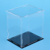 Acrylic Display Case Dust-proof Show Box for Doll Action Figure - 7x5x8 Inch