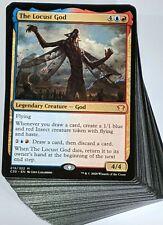 ***Custom Commander Deck*** The Locust God - Insect Swarm - EDH Mtg Magic Cards
