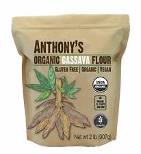 New listing Organic Cassava Flour Vegan Baking Cooking Plant Based Soups Gravies Immune