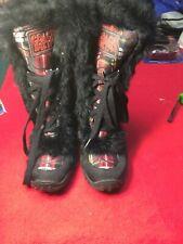 Coach Boots Jennie Q522 Size 7 1/2B